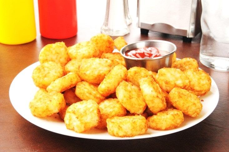 Chicken and Potato Nuggets